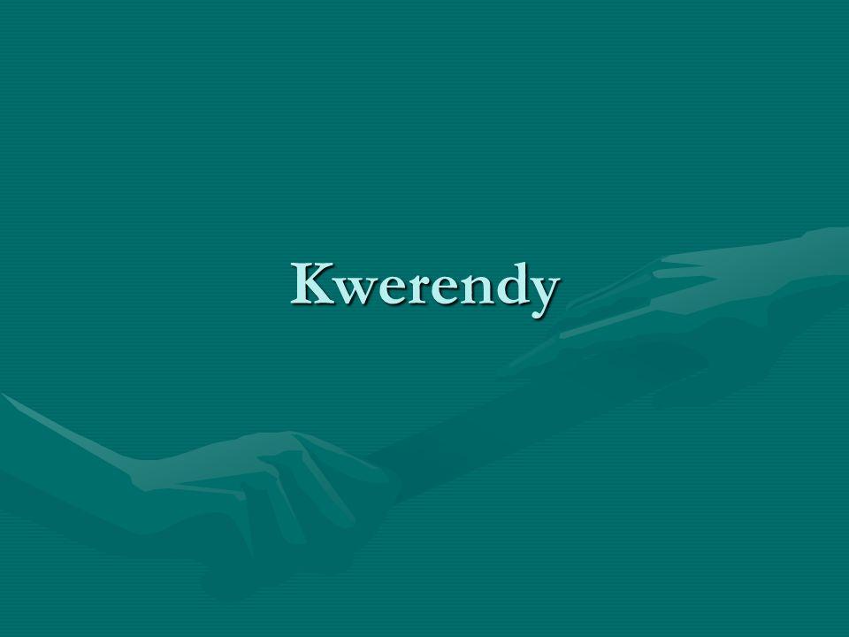 Kwerendy