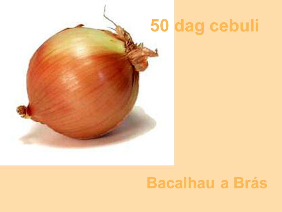 Caldo verde, kapuśniak po portugalsku 6 ząbków czosnku