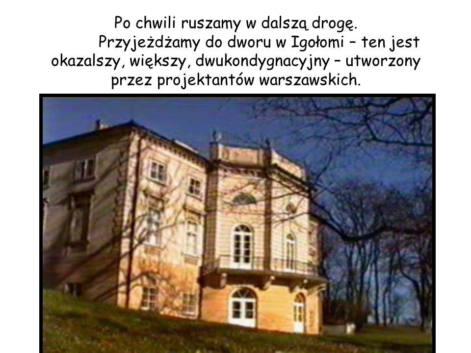 I pomyśleć, że w tym samym miejscu bywała niegdyś cała krakowska elita – i Wyspiański i Tetmajerowie, a także A.