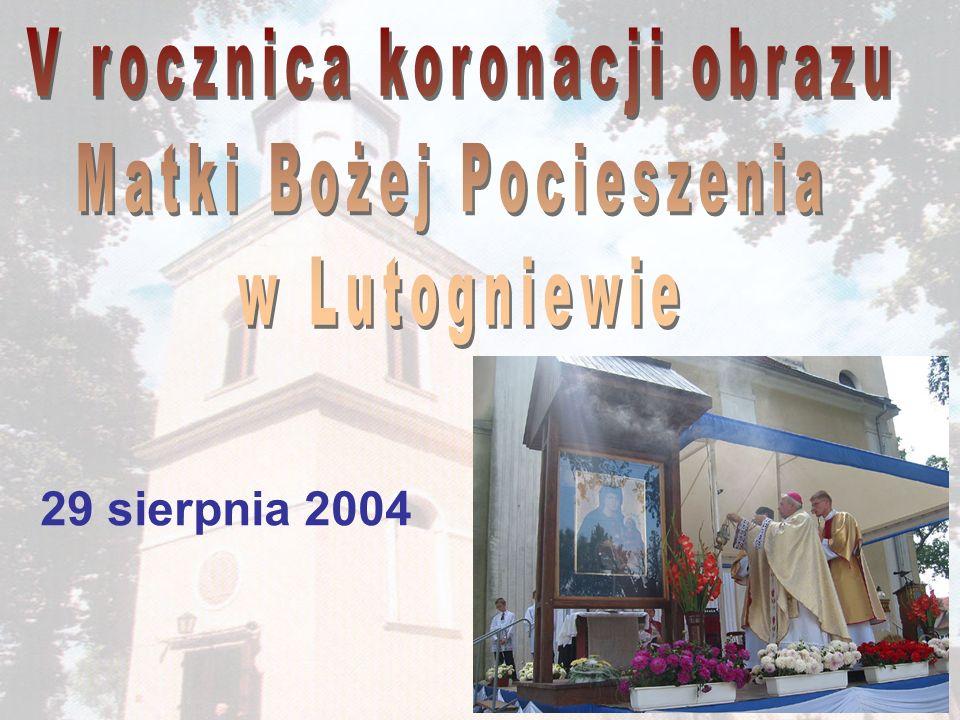 Msza św.z błogosławieństwem dzieci, sobota 28 sierpnia.
