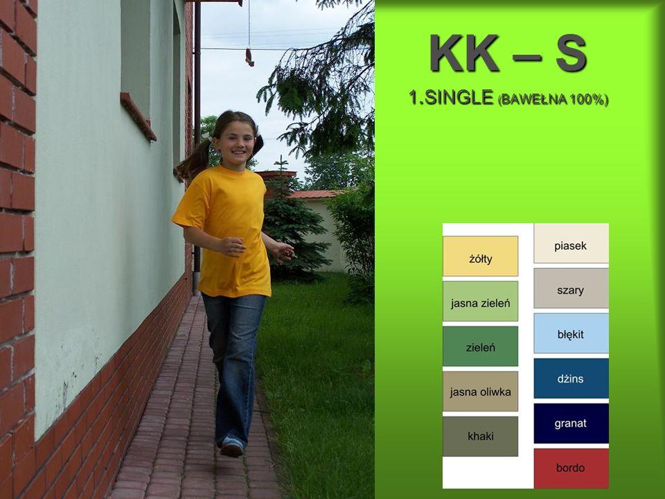 KK – S 1.SINGLE (BAWEŁNA 100%)