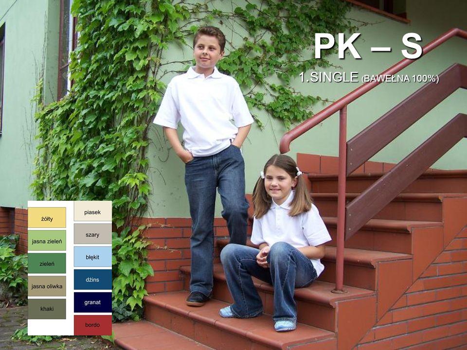 PK – S 1. SINGLE ( BAWEŁNA 100%)