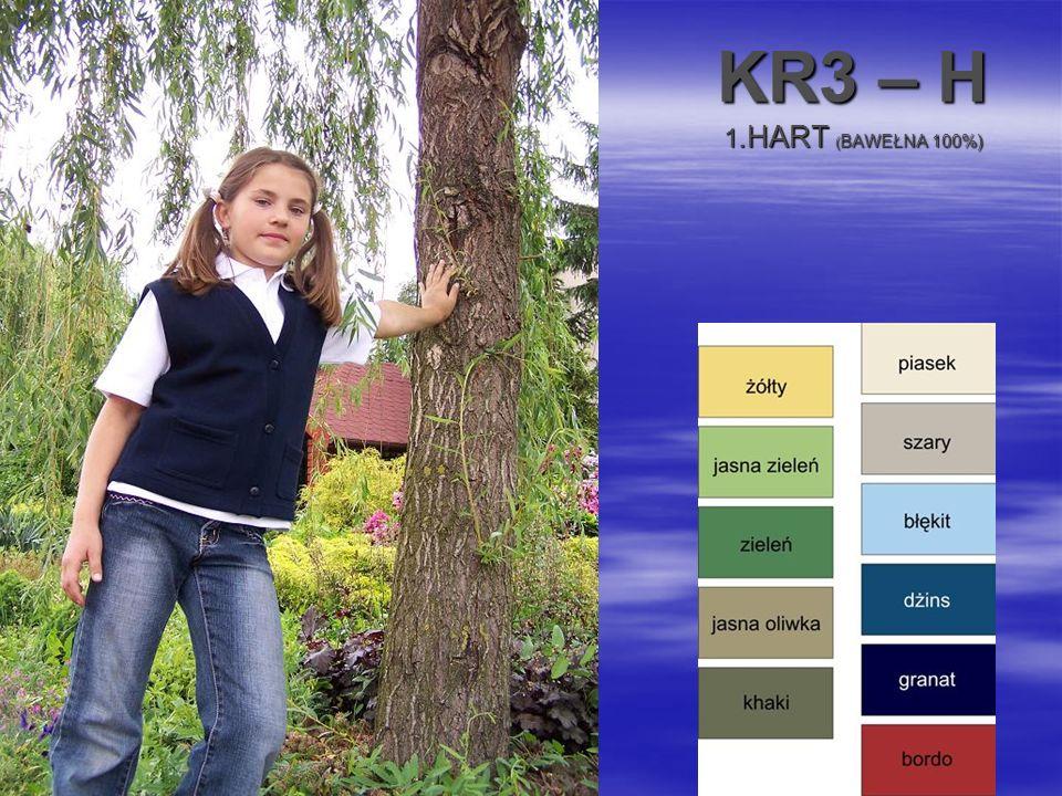 KR3 – H 1.HART ( BAWEŁNA 100%)