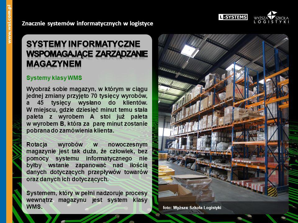 Znacznie systemów informatycznych w logistyce dostawca 4producent 2dystrybutor 2klient 5 dostarczane materiałydostarczane produktydystrybucja produktów zmiana oczekiwań Zmiana zamówieniadostarczane produkty dystrybucja produktów