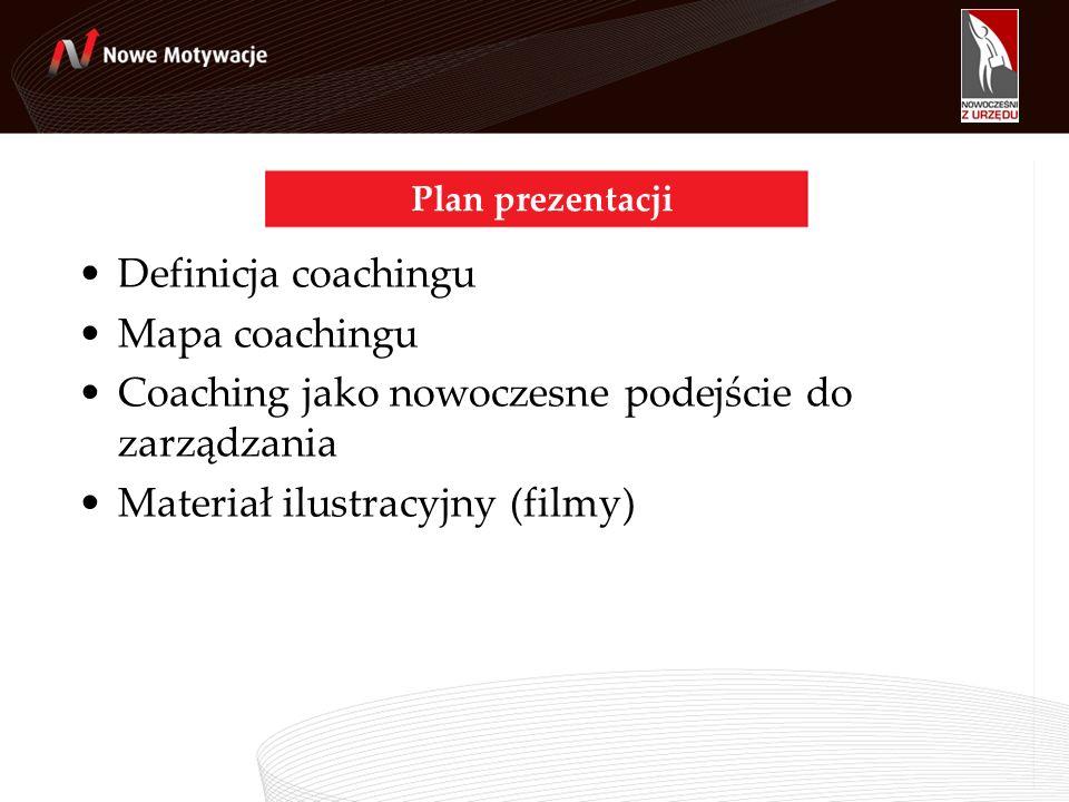 Z czym kojarzy się coaching? Doradztwo Pomoc Rozwój Trenowanie Rozwiązywanie problemów