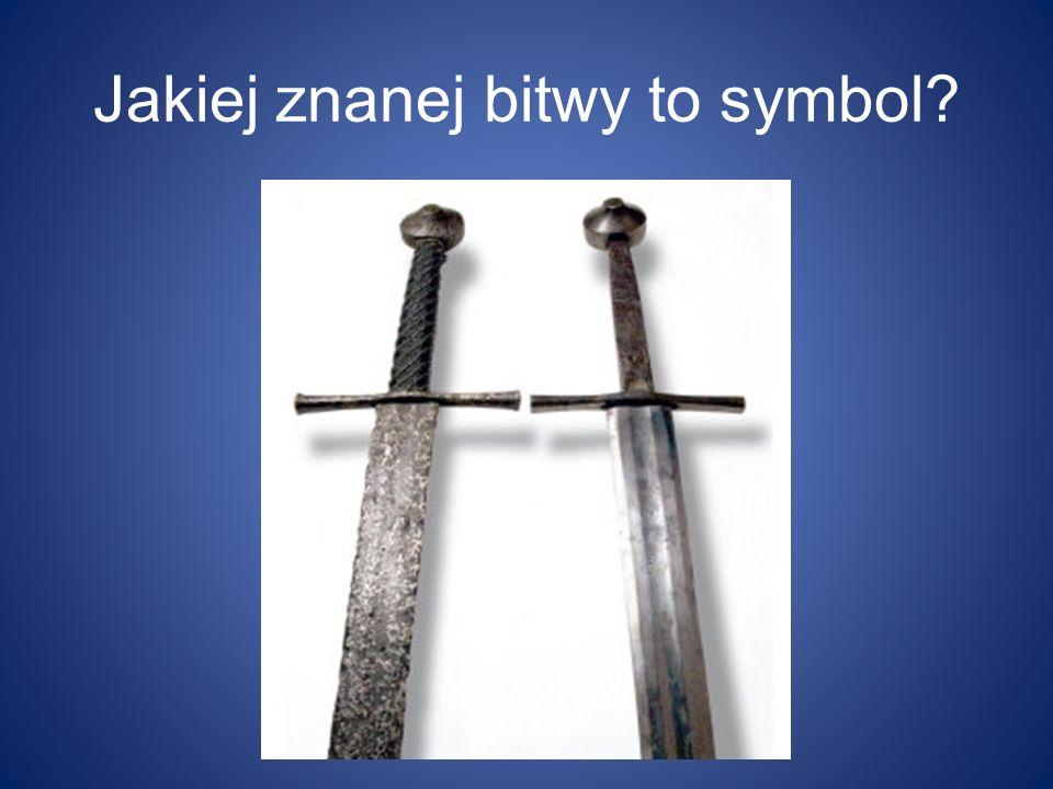 Jakiej znanej bitwy to symbol?