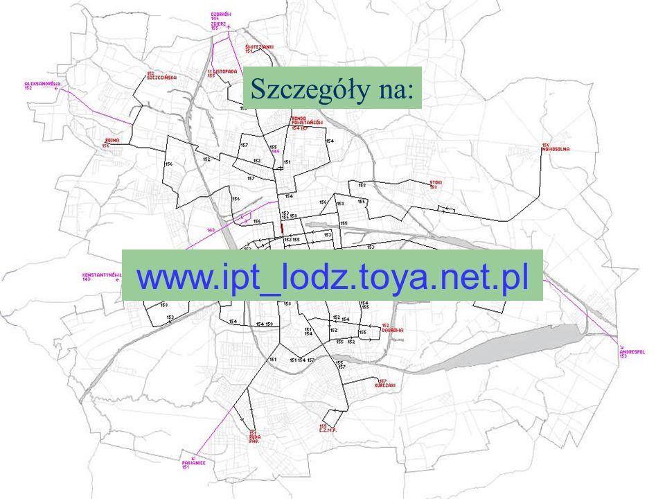 Szczegóły na: www.ipt_lodz.toya.net.pl Szczegóły na: