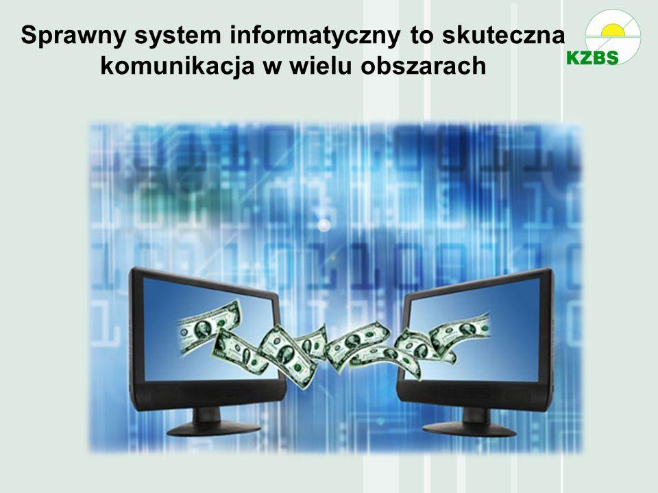 Sprawny system informatyczny to skuteczna komunikacja w wielu obszarach