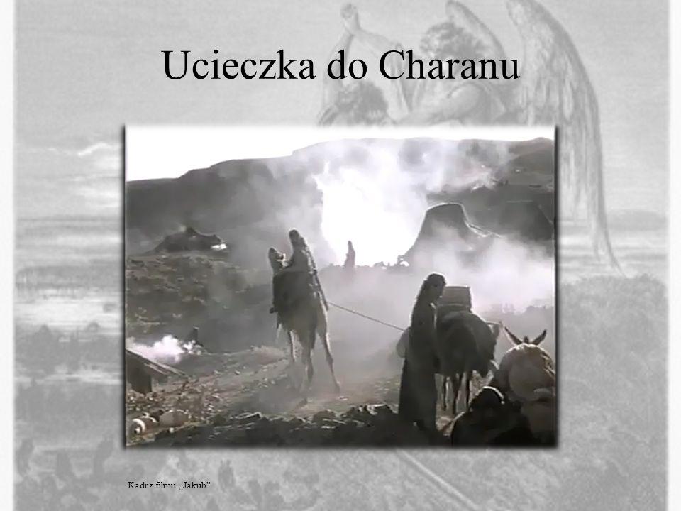 Ucieczka do Charanu Kadr z filmu Jakub
