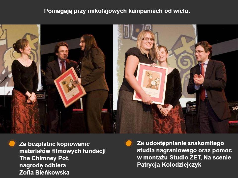 Nagroda dla Centrum Prasowego PAP, Za gościnność i pomoc w przekazywaniu informacji.