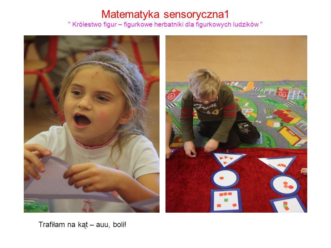 Matematyka sensoryczna1
