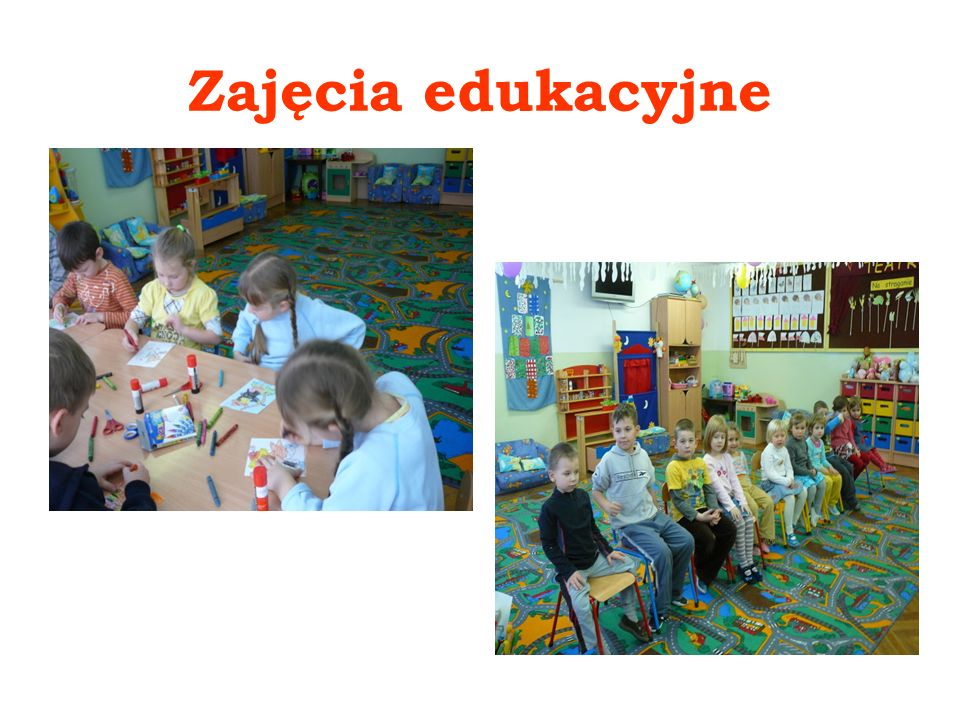Zajęcia edukacyjne
