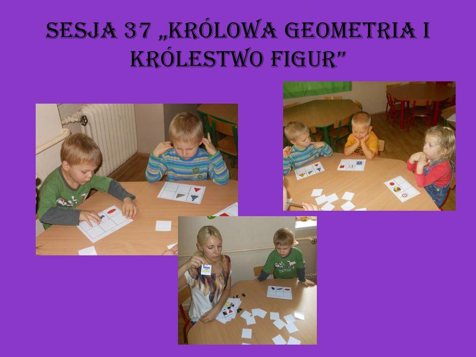 Sesja 37 Królowa geometria i królestwo figur