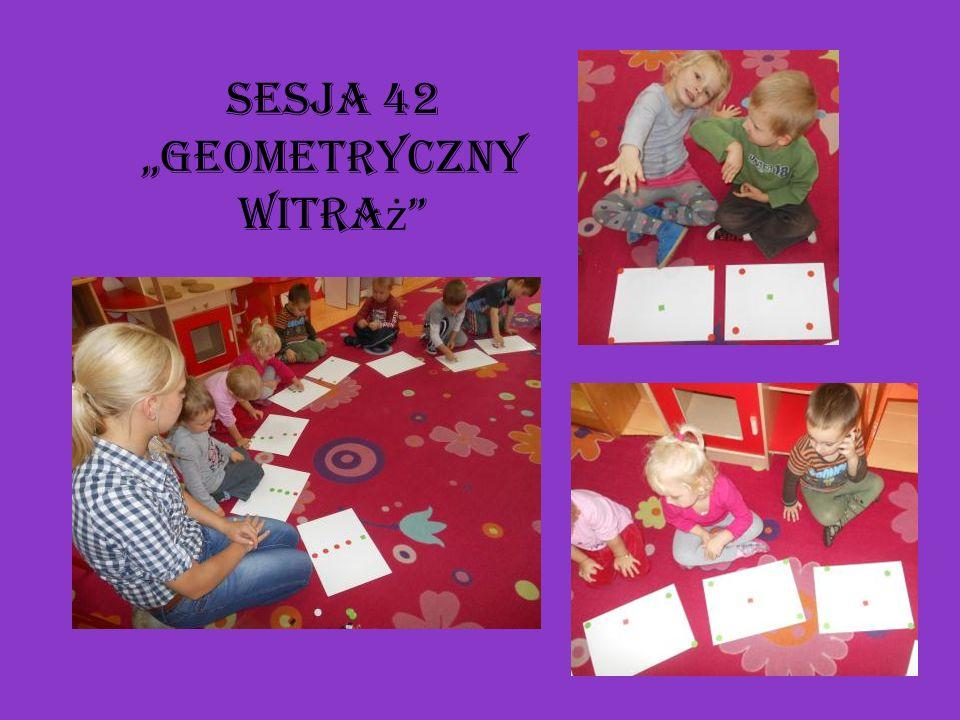 Sesja 42 Geometryczny witra ż