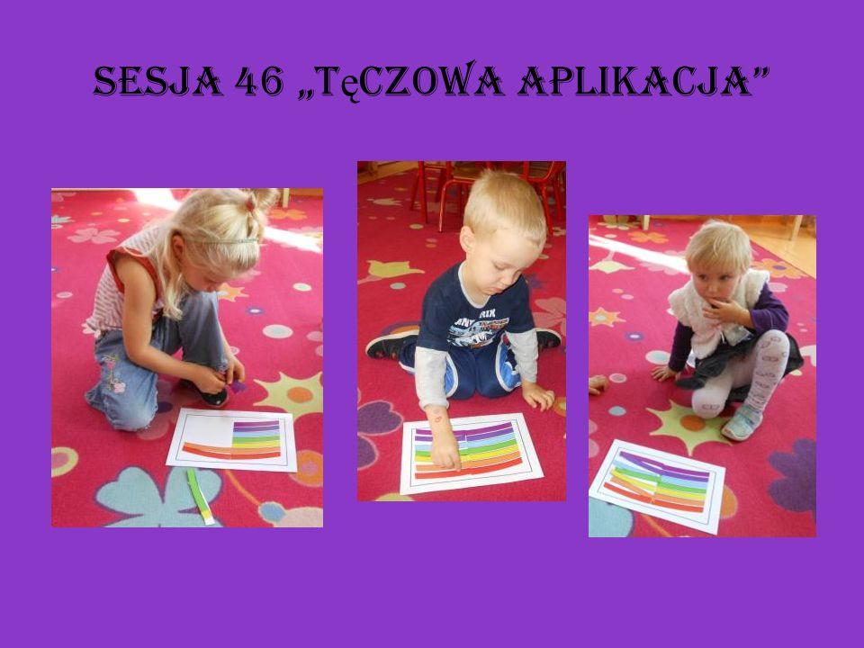 Sesja 46 T ę czowa aplikacja