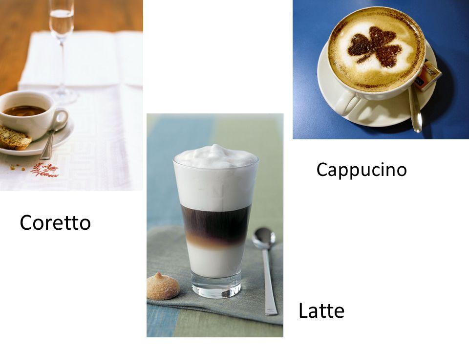 Coretto Cappucino Latte