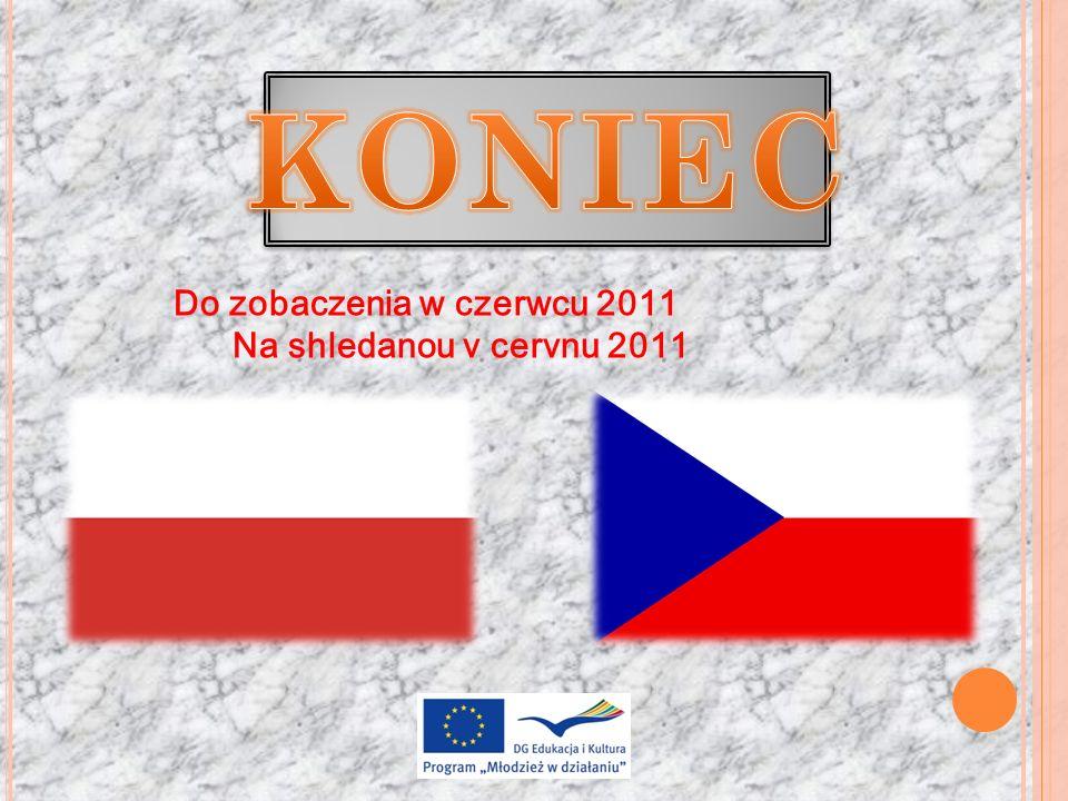 Do zobaczenia w czerwcu 2011 Na shledanou v cervnu 2011