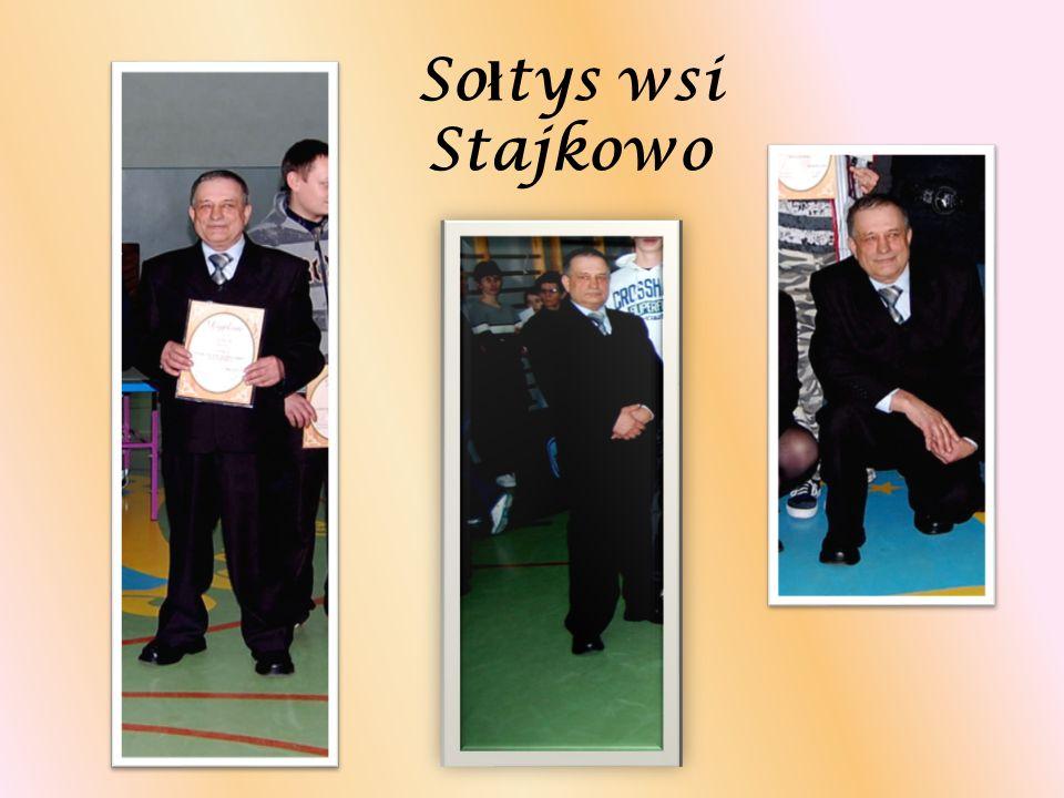 So ł tys wsi Stajkowo
