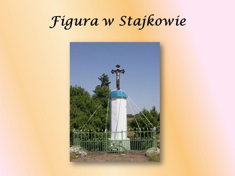 Figura w Stajkowie