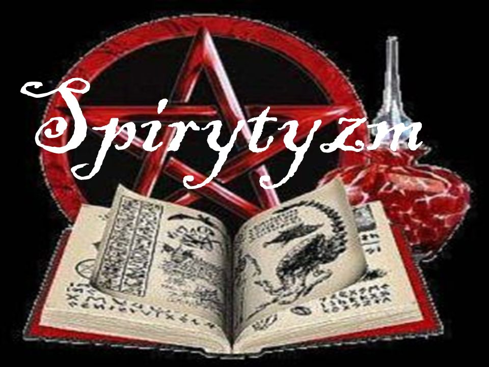 Spirytyzm