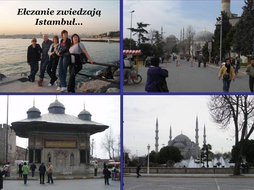 Ełczanie zwiedzają Istambuł…