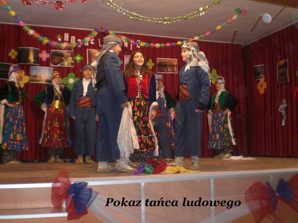 Pokaz tańca ludowego