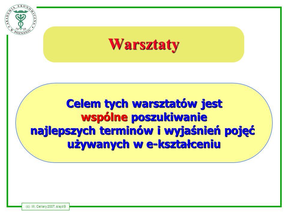 (c) W.