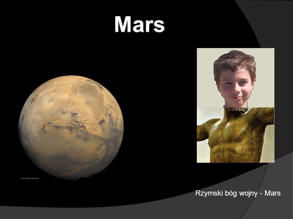 Rzymski bóg wojny - Mars