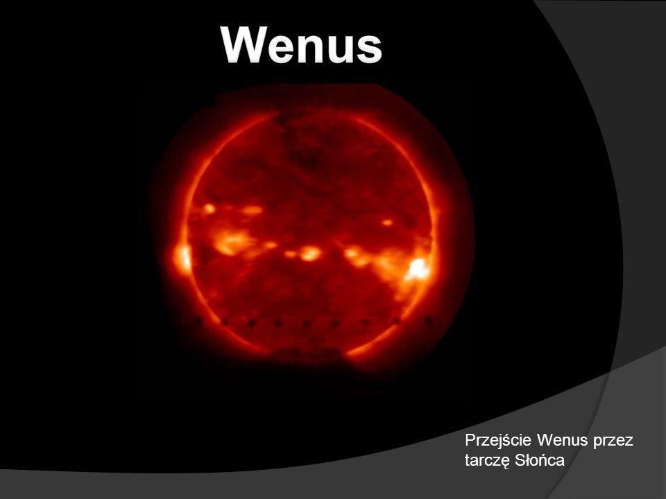 Przejście Wenus przez tarczę Słońca