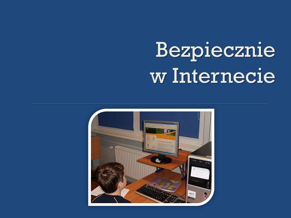 Bezpiecznie w Internecie