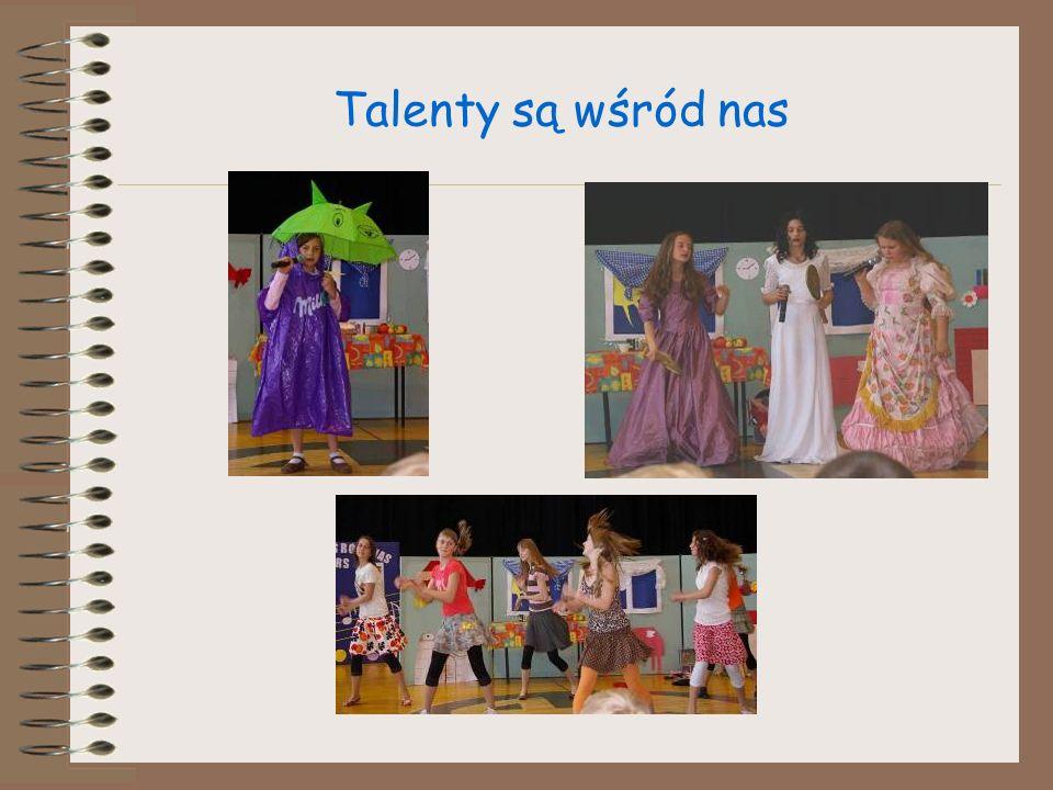 Talenty są wśród nas