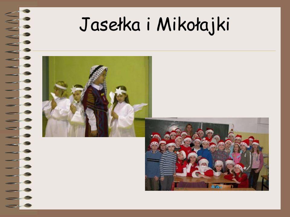 Jasełka i Mikołajki