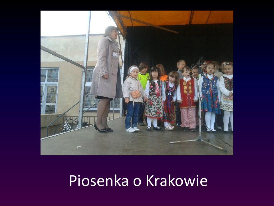 Piosenka o Krakowie