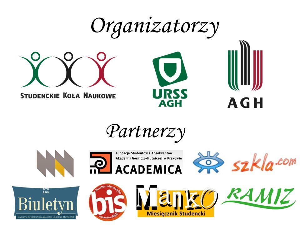 Organizatorzy Partnerzy