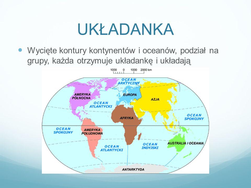 TERMINY KARTA PRACY z definicjami, a na slajdzie rozsypane wyrazy dopasować wszechocean Rów MariańskiPrądy morskie Pływy (przypływ i odpływ)Morze zatoka cieśnina wyspa