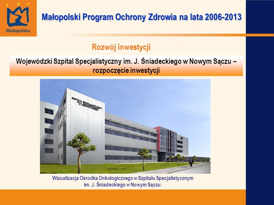 Cele długofalowe Przewiduje się, że realizacja Małopolskiego Programu Ochrony Zdrowia Psychicznego II edycja przyczyni się między innymi do: poprawy rozmieszczenia zasobów opieki psychiatrycznej, integracji różnych form opieki psychiatrycznej, kształtowania zachowań prozdrowotnych w sferze zdrowia psychicznego.