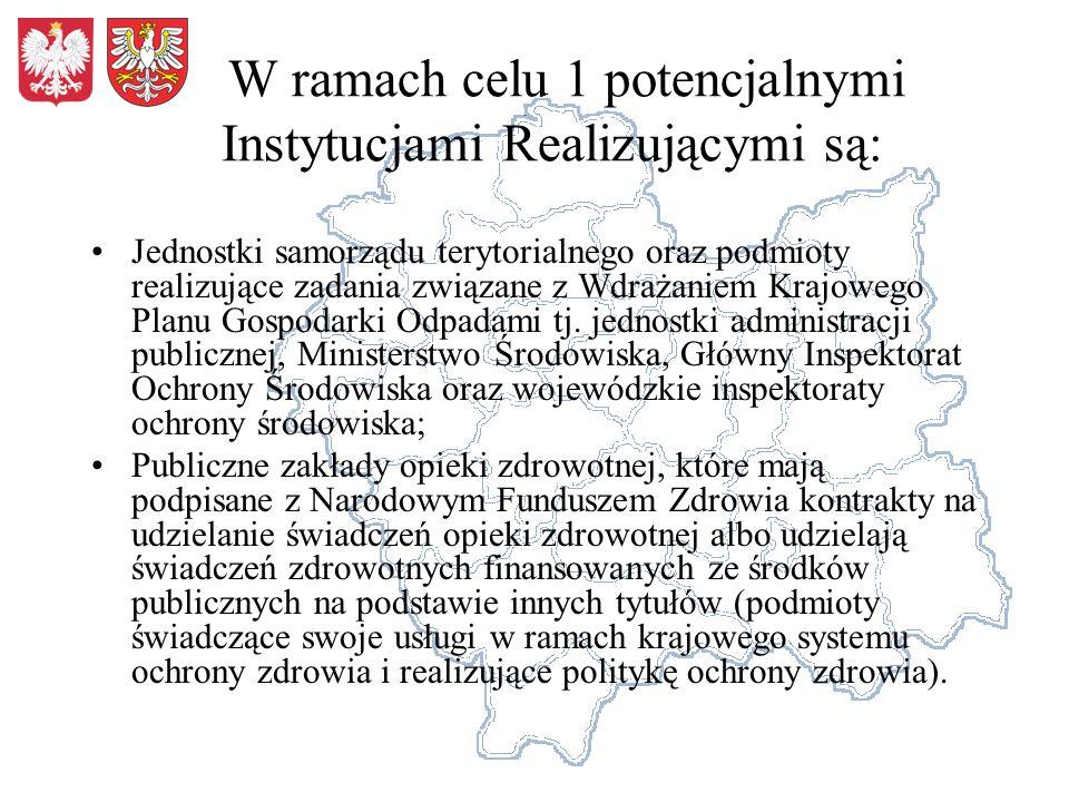 Priorytet 1 Bezpieczeństwo, stabilność, wsparcie reform Wszystkie Zarysy Projektów złożone z województwa małopolskiego przeszły pozytywnie ocenę formalną.