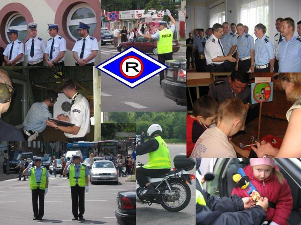 Nasilenie działań profilaktycznych adresowanych głównie do młodszych kierowców oraz dzieci i młodzieży.