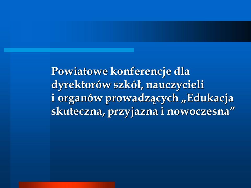Program Małopolski Rok Przedszkolaka Szczegółowe działania są opisane na stronie internetowej Kuratorium Oświaty w Krakowie (www.kuratorium.krakow.pl)www.kuratorium.krakow.p Na zakończenie realizacji Programu przewidziana jest w czerwcu 2009 r.
