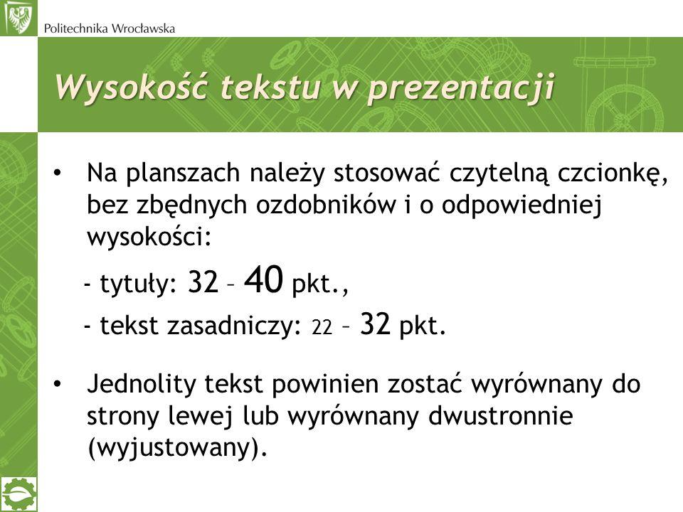 Informacje neutralne przedstawia się w kolorach zimnych (czarny, szary, granatowy, niebieski, zielony,...).