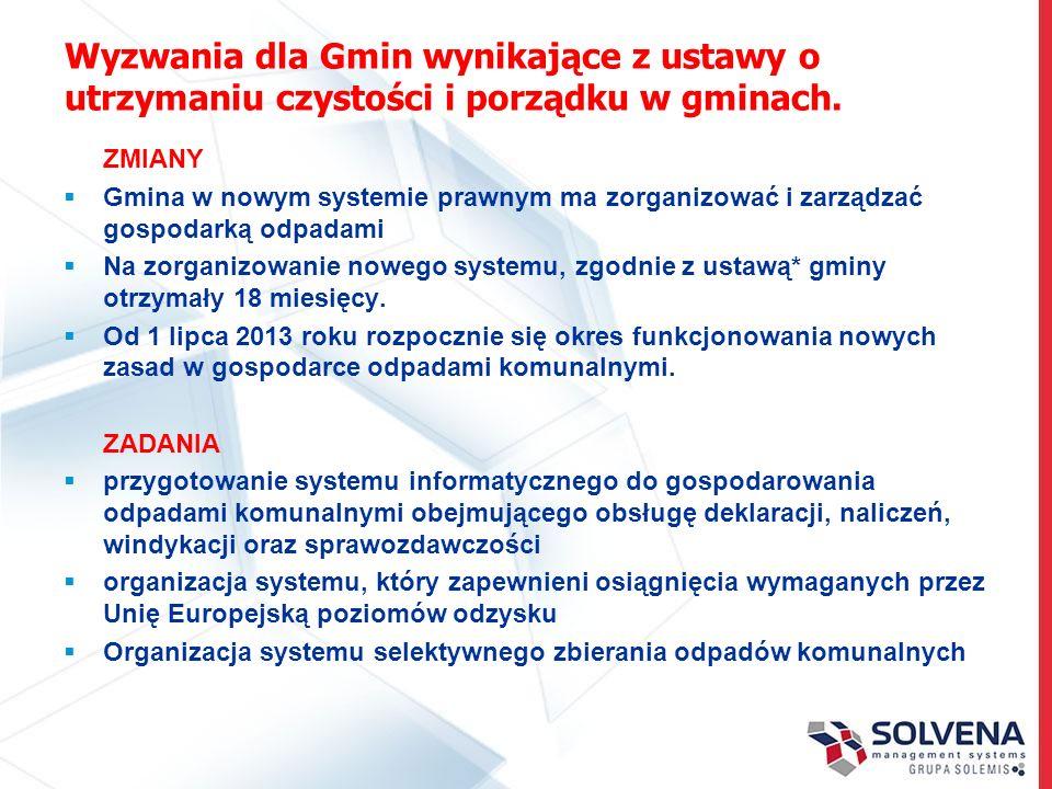 Dziękuję za uwagę ! Więcej informacji: (71) 780 27 89 www.solvena.pl solvena@solvena.pl
