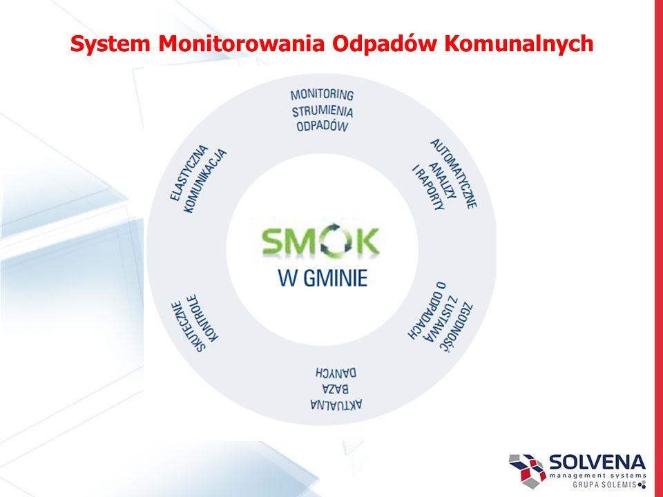 System Monitorowania Odpadów Komunalnych