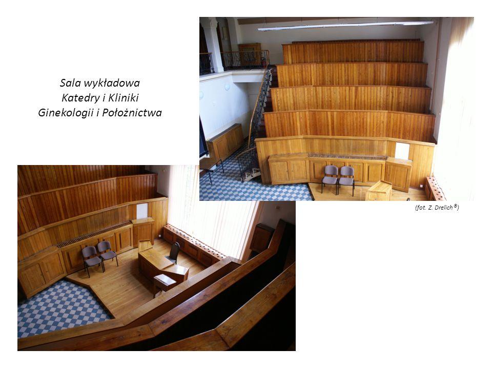 Sala wykładowa Katedry i Kliniki Ginekologii i Położnictwa (fot. Z. Drelich ® )