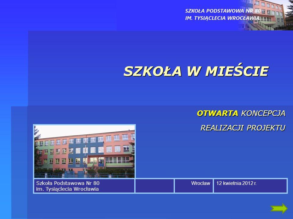 Lokalizacja szkoły Brochów- osiedle w południowo- wschodniej części miasta, znane z jednego z największych węzłów kolejowych w kraju.