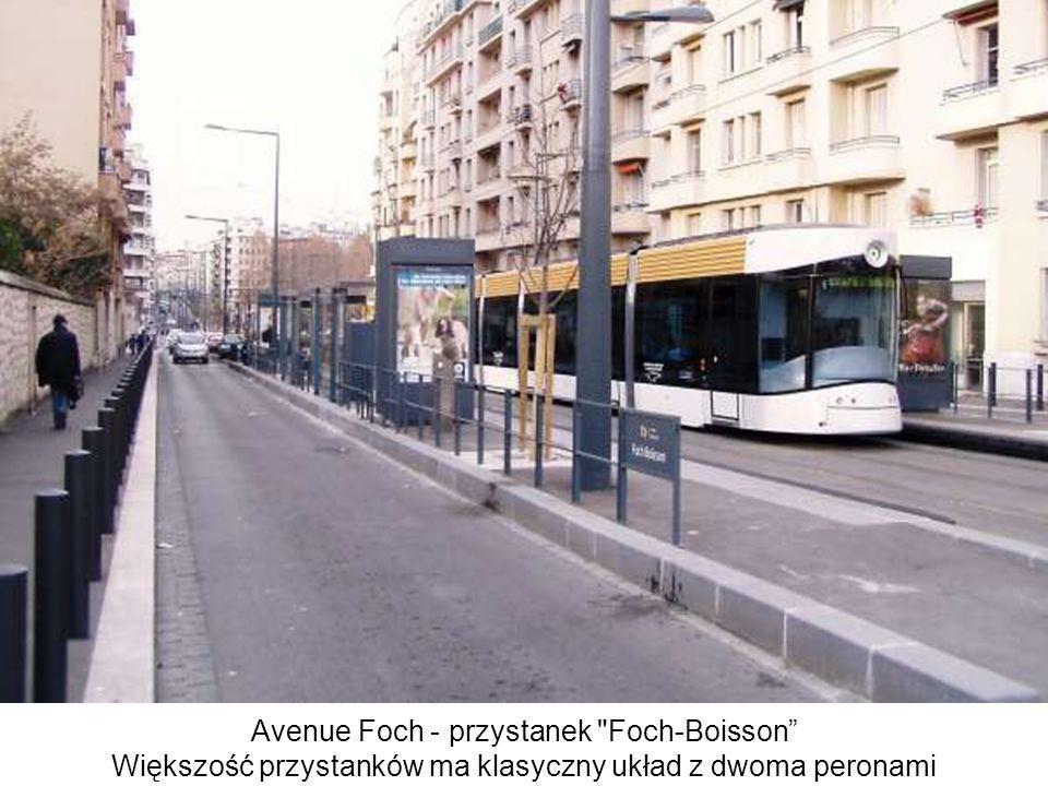 Avenue Foch - przystanek