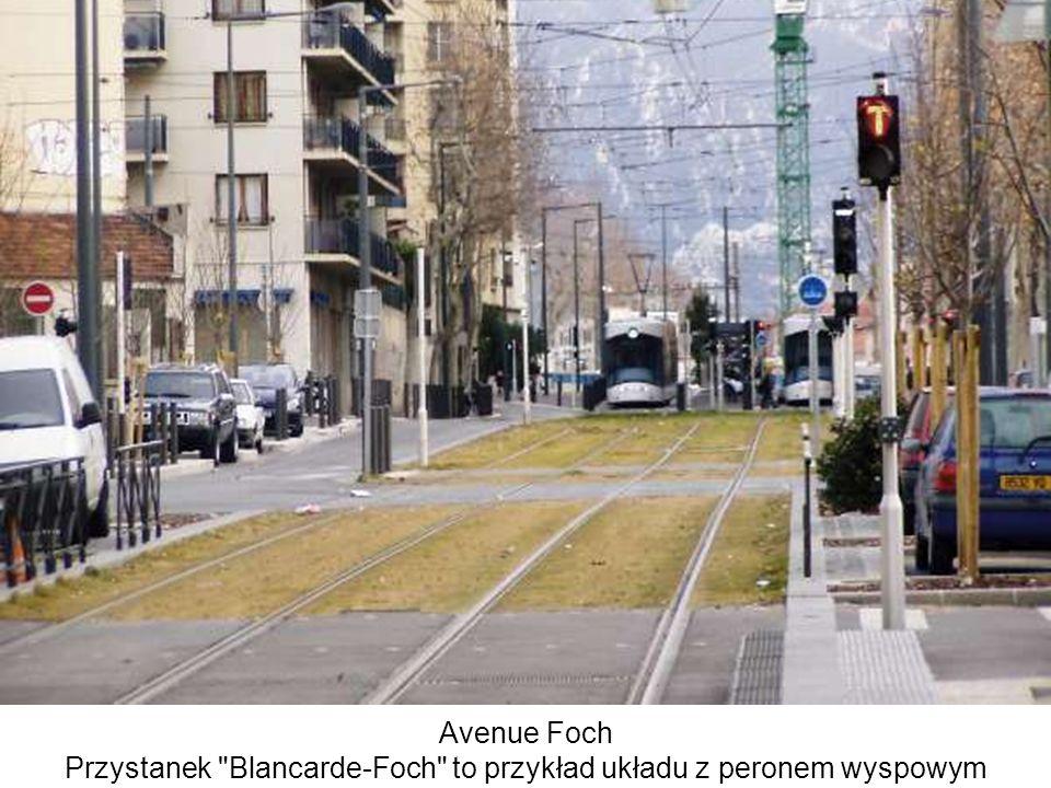 Avenue Foch Przystanek