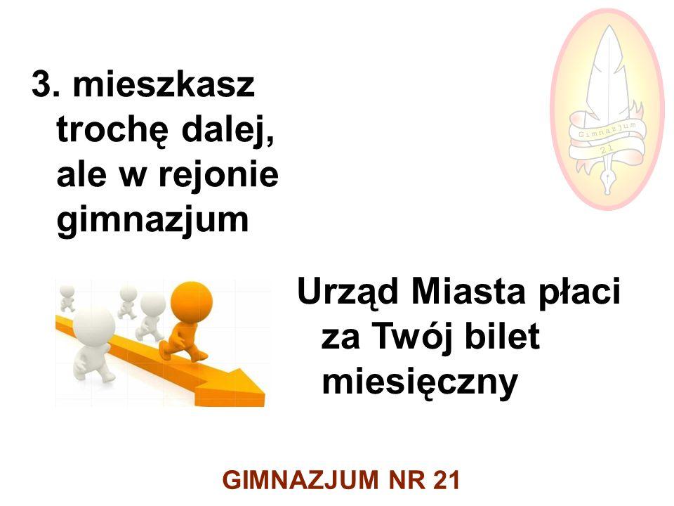 GIMNAZJUM NR 21 3.