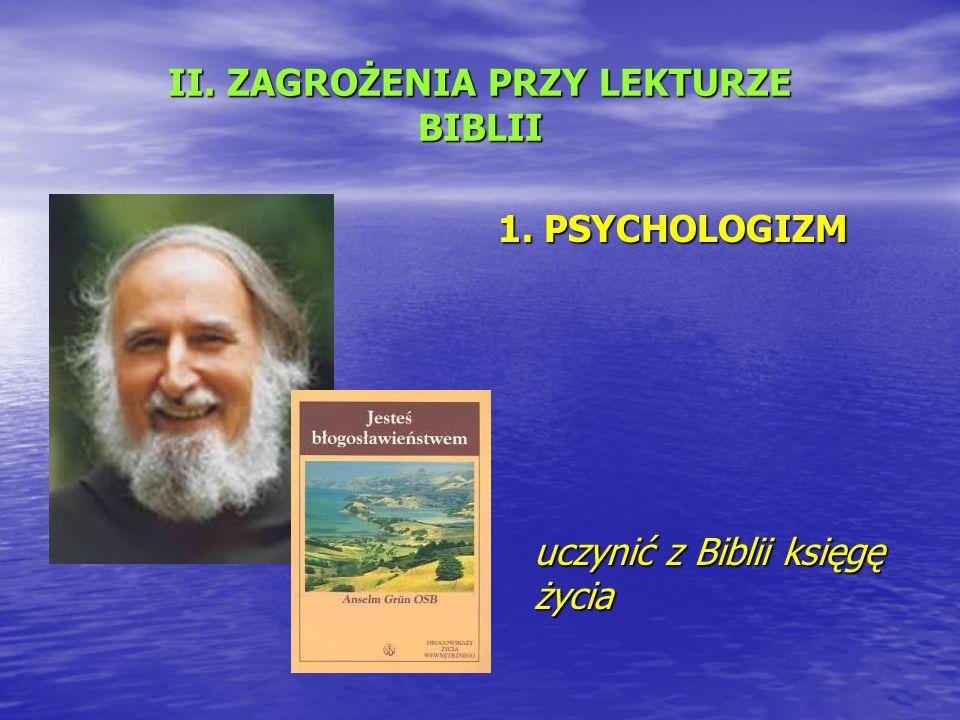 III.DIECEZJALNE INICJATYWY DUSZPASTERSTWA BIBLIJNEGO 6.