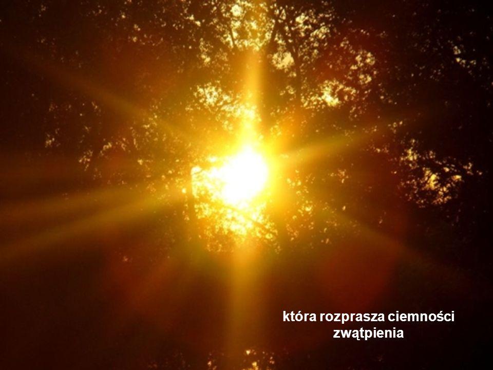 Światło to nadzieja,