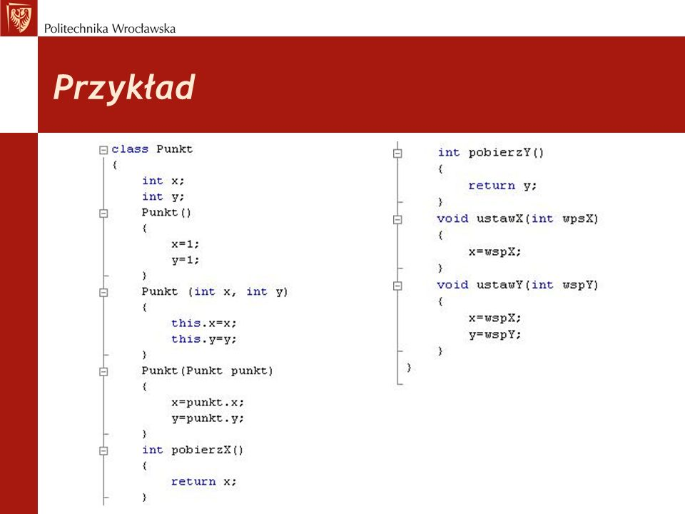 Literatura Praktyczny kurs Java- Marcin Lis Java po C++- Jan Bielecki
